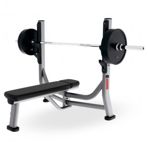 LT-6022---Olympic flat bench