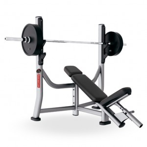 LT-6023---Olympic incline bench