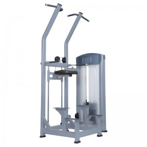 LT-6001---Assist dip chin strength machine