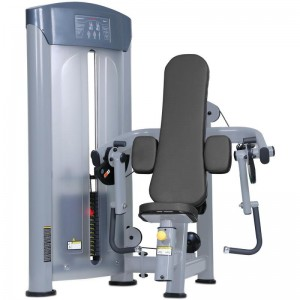 LT-6002---Biceps curl strength machine