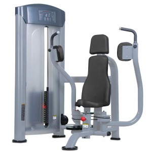 LT-6007---Pec fly strength machine
