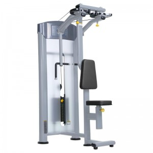 LT-6008---Pectoral fly/Rear deltoid strength machine