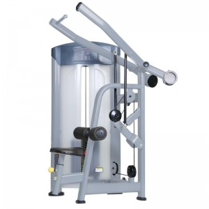 LT-6009---Pulldown strength machine