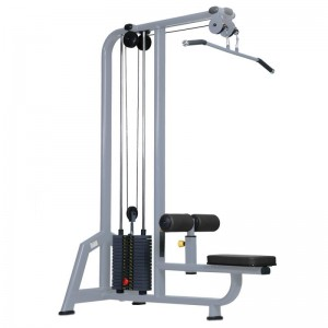 LT-6009A---Lat pulldown fitness machine