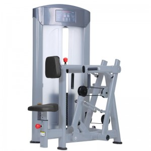 LT-6010---Row + Rear delt strength machine