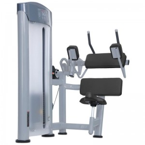 LT-6012---Abdominal strength machine