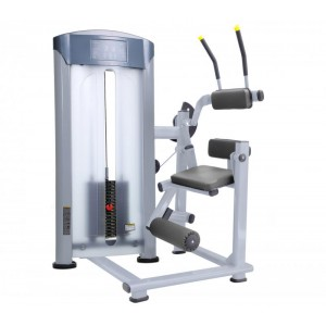 LT-6012A---Back Extension strength machine