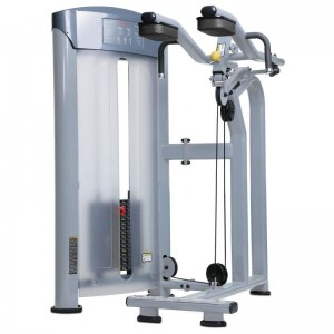 LT-6015A---Standing calf raise gym fitness machine