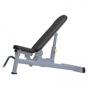 LT-6031---Multi-adjustable bench fitness equipment
