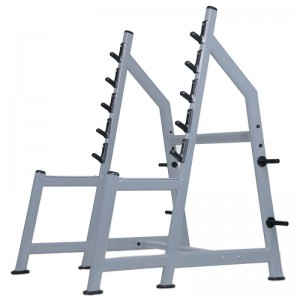 LT-6027---Olympic squat rack fitness equipment